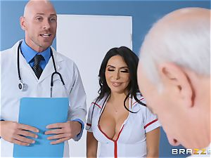 Lela star getting porked in the doctors