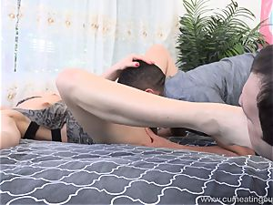 Tina Kay Makes husband eat black geyser Off Her