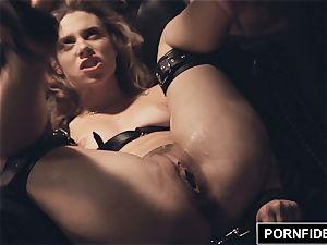 PORNFIDELITY Anya Olsen Condom Fetish cockslut