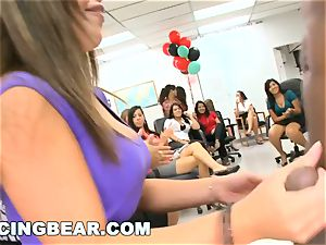 DANCINGBEAR - birthday party crashed by Dancing hunk