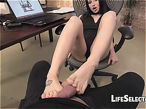 fucking a Russian hottie in point of view