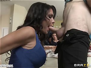 Jessica Jaymes - You've been a bad gal, so I will penalize you now!