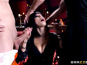MMF tearing up for gothic stunner Katrina Jade