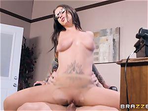 Felicity Feline pulverized deep in her pussyhole