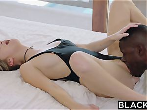 BLACKED.com ash-blonde Gets first bbc from Brothers acquaintance