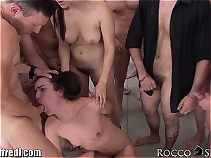 crazy Italian pornography pornographic star fucky-fucky