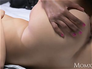 mother ebony ambidextrous mexican face sitting unshaved vag