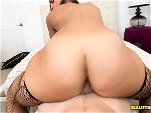 red-hot bum Kelsi Monroe is exhilarated to have Victoria Webb join in on the joy