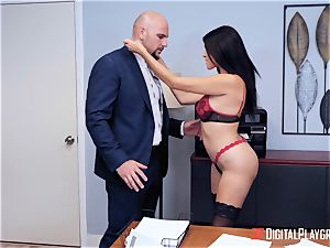 romping the fuckbox of Stephanie West
