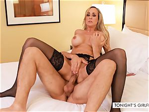 Brandi love milf call girl fucked rigid