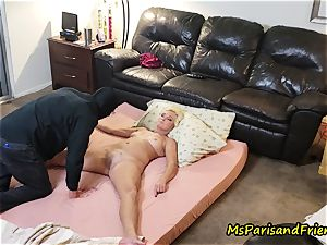 inexperienced Theater with Ms Paris Rose
