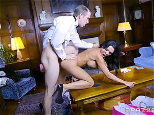 Patty Michova fucke stiff by Danny D
