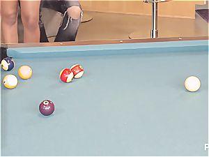 pummeling Pool Part 1
