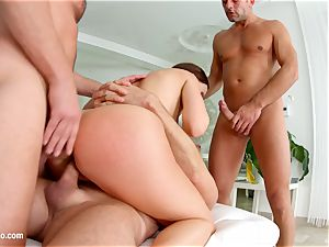dirty internal ejaculation - Tina Kay gangbang Part two by All Inter