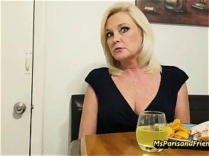 Ms Paris Rose in Taboo Tales of auntie Paris