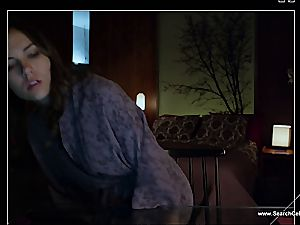 fantastic Sasha Grey bares her smallish knockers