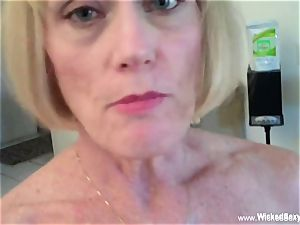 pounded Up pound desire With amateur GILF