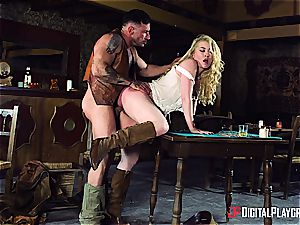 humping the nastiest cowgirl in the entire horny West