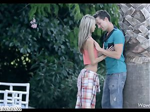 Gina Gerson - Exotic holiday for european college girls