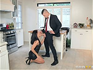 Adriana Chechik dual penetration