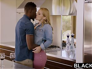 BLACKED steaming girlfriend craves and Cheats With big black cock